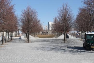 Franklin D. Roosevelt Four Freedoms Park / Louis Kahn