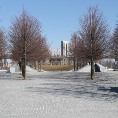 Franklin D. Roosevelt Four Freedoms Park / Louis Kahn
